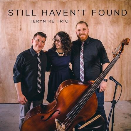 Teryn Ré Trio Album Cover